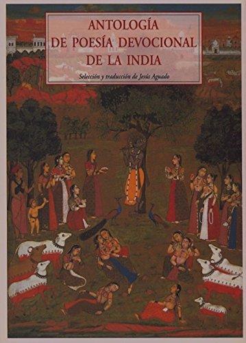Antología de poesía devocional de la India Cover Image