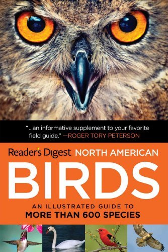 Reader's Digest Book of North American Birds: An Illustrated Guide to More Than 600 Species by Norman M. Barrett (2012-08-02)