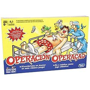 Hasbro Gaming Classic Operación Juego