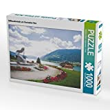Stiftsschmiede am Ossiacher See 1000 Teile Puzzle Quer