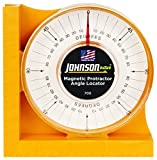 Best Johnson Level & Tool level - Johnson Level 700 Magnetic Protractor And Angle Locator-MAGNETIC Review