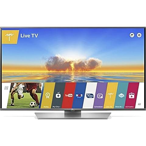 LG 43LF632V FULL HD SMART TV WIFI SILVER CLASSE A+ 43POLLICI