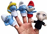 #6: House of Quirk Smurf Trizolam Puppet Set of 5Pcs