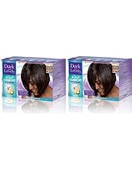 Dark & Lovely - Scal Comfort Défrisant Sans Soude Pour Cheveux Normaux - Lot de 2