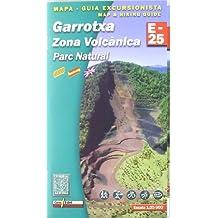 Garrotxa - Parc Natural de la Zona Volcanica Map and Hiking Guide: ALPI.083-E25 (Mapa Y Guia Excursionista)
