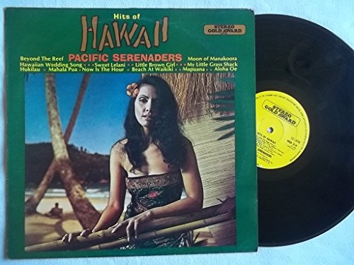 its of Hawaii vinyl LP ()