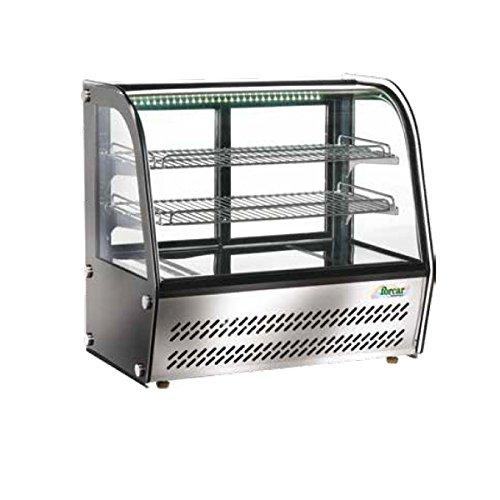 kühlvitirne Standbohrmaschine Glas gebogen 100LT. Temp. + 2°/+ 8°C