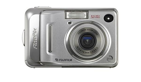 Fujifilm Finepix A500 Digitalkamera 5 1 Mp Kamera