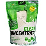 ZEC+ WHEY CLEAN CONCENTRATE Protein Shake | fantastischer Geschmack | ~20% BCAAs | ~45% EAAs | für gesunden Muskelaufbau | Eiweiß-Konzentrat | Made in Germany | Geschmacksrichtung LEMON CURD 1 kg