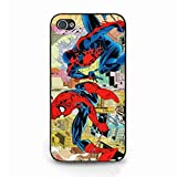 Apple Coque Iphone 4(S] Superhero Cas, Apple Coque Iphone 4(S] Spiderman Dc Comics...