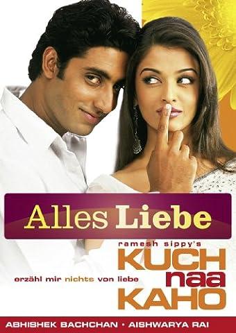 Kuch Naa Kaho - Erzähl mir nichts von Liebe (Alles Liebe) (Aishwarya Rai Filme)