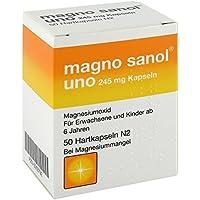 MAGNO SANOL uno 245 mg Hartkapseln 50 St preisvergleich bei billige-tabletten.eu