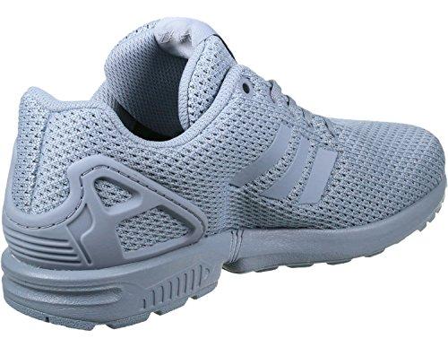 adidas Zx Flux Unisex-Kinder Sneakers TACBLU/TACBLU/TACBLU