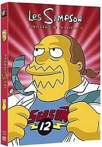 Les Simpson - La Saison 12 [Édition Collector]