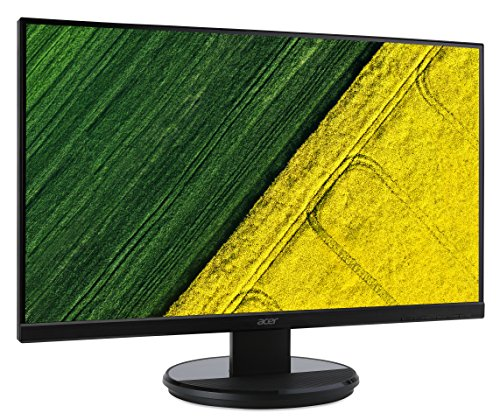 Acer K242HLbd 24 inch Widescreen FHD LED Monitor 5 ms 100 M1 ACM 250 Nits LED DVI with the help of HDCP Black Products