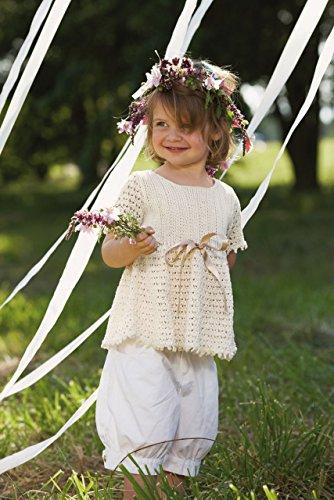 Prinzessin gesucht! Süßen Kinderpullover selber stricken mit dem Strickset von MyOma mit Wolle und Strickanleitung
