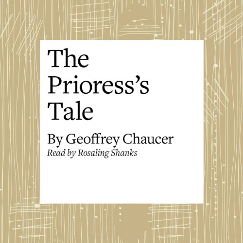 The Canterbury Tales: The Prioress's Tale (Modern Verse Translation)  Audiolibri