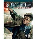 Harry Potter Instrumental Solos: Clarinet, Book & CD (Pop Instrumental Solo) (Paperback) - Common