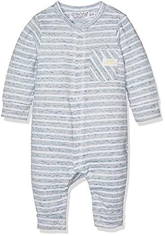 Dirkje Baby-Jungen Unterwäsche-Set 31W-24035H Blau (Blue), 9-12 Monate