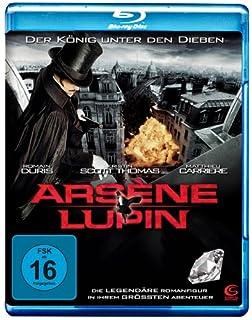 Arsène Lupin (Single Edition) [Blu-ray]