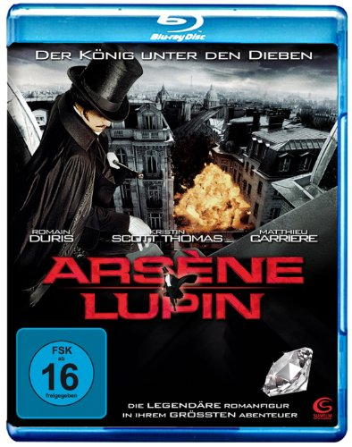 Arsène Lupin (Single Edition) [Blu-ray]