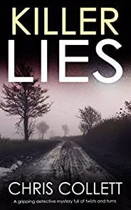 KILLER LIES a gripping detective mystery full of twists and turns (Detective Mariner Mystery Book 3) (English Edition)