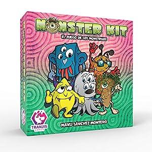 Tranjis Games - Monster Kit - juego de mesa (TRG-04red) de Tranjis Games