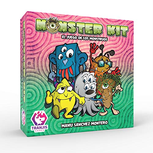 Monster Kit - Español