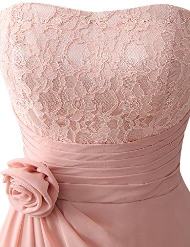 HUINI -  Vestito  - Donna Pink