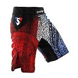 SMMASH MMA MMA short FRANCE MMA BJJ UFC Boxe K1 (M)