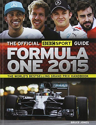 The Official BBC Sport Guide Formula One 2015 par Bruce Jones