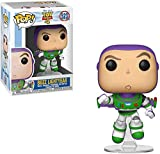 Funko- Figurines Pop Vinyl: Disney: Toy Story 4: Buzz Lightyear Collectible Figure, 37390, Multi