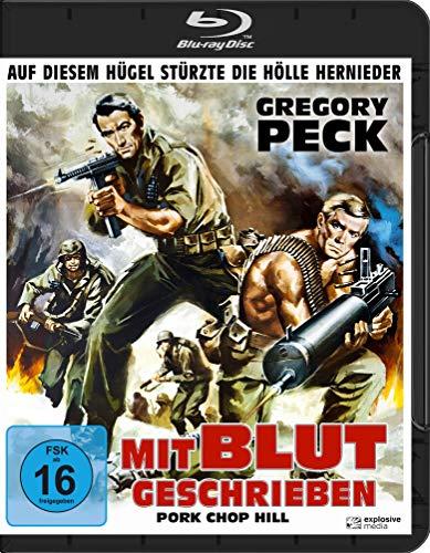 Mit Blut geschrieben (Pork Chop Hill) [Blu-ray]