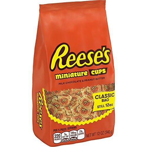 Preisvergleich Produktbild Reese's Erdnussbutter Miniature Cups (340g)
