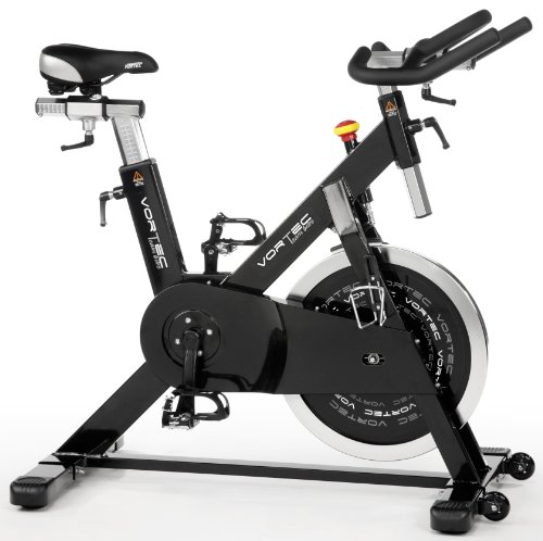 Vortec V Bike - Black Edition Indoor Cycle