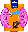 Vitakraft Hundespielzeug Frisbee aus Gummi für Hunde 18cm