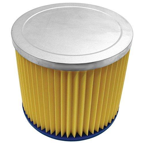 Spares2go Filtre cartouche pour aspirateurs pour Goblin aspirateur Aquavac &humide et sec
