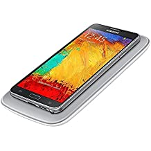 Samsung EP-WN900EBEGWW - Pack de carga por inducción para Galaxy Note 3 (Cargador y tapa trasera), negro