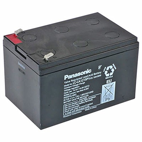 Panasonic BLEI-AKKU 12V 15AH ZYKLENFEST