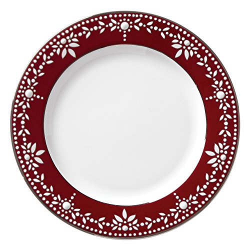 Lenox Marchesa Empire Pearl Butter Plate, Wine -