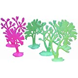 Asian Hobby Crafts Artificial Mini Tree for Project Making - Jungle (6 Pieces, Jungle)