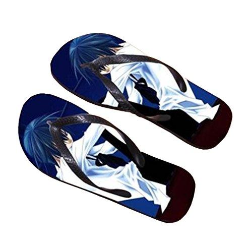 Bromeo Shugo Chara Anime Unisex Flip Flops Zehentrenner Flip Pantoffeln 841