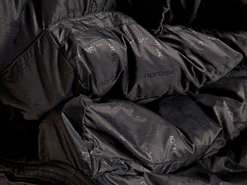 Nordisk Gorm -2° Sleeping Bag L limoges blue/black 2016 Mumienschlafsack - 3