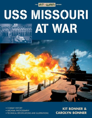 Zenith Kit (USS Missouri at War (English Edition))