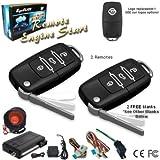 Car Alarm Remote Engine Start & Immobiliser AL669W-RENG - Best Reviews Guide