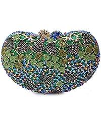 High-end Bag Diamante Sposa Borsa Da Sera Di Lusso Della Moda Sera Pacchetto c72d704775e