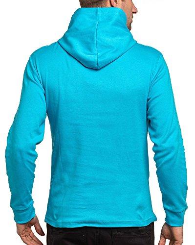 BLZ Jeans -  Felpa  - Basic - Maniche lunghe  - Uomo Blau