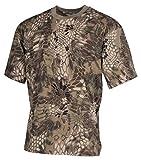 MFH Herren T-shirt Snake FG Größe L