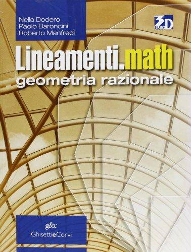 Lineamenti.math. Geometria razionale