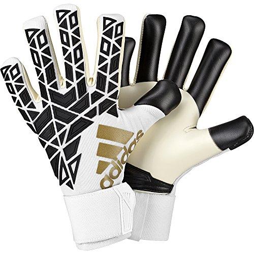 Adidas Ace Trans Pro Guanti di Portiere, Bianco (Bianco/Nero), 11
